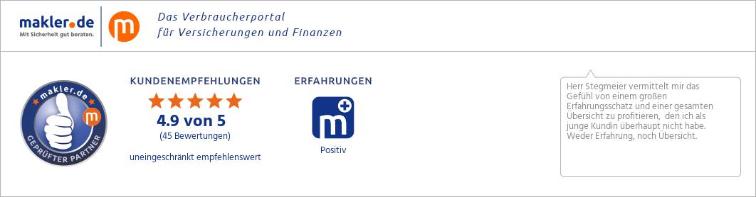 makler.de - Finde deinen geprüften Makler